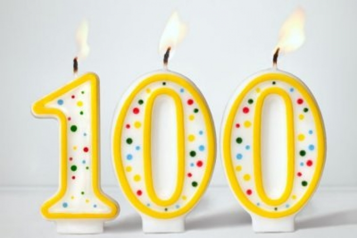 100 years of yellow