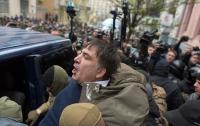Саакашвили поймали и посадили в изолятор