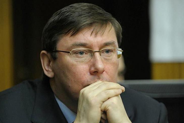 Луценко анонсировал массовые задержания действующих министров инардепов