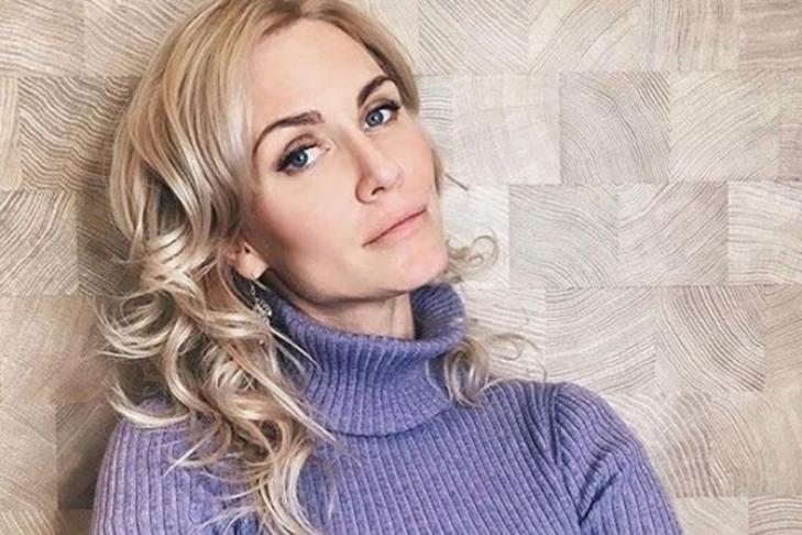 Катя Гордон впроцессе родов потеряла 4 литра крови