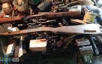 В Винницкой обл. преступники переделывали нелетальное оружие в боевое и сбывали криминалитету
