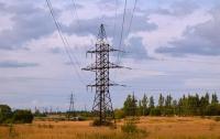 В Херсонской области повредили несколько электроопор