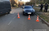 ДТП в Ужгороде: Porsche сбил 12-летнюю девочку