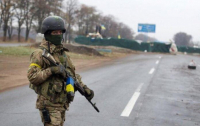 Позиции ВСУ были обстреляны оккупантами из БМП