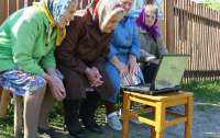 Большая часть украинских сел не имеет интернета