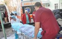 В больнице Киева умер мальчик из-за