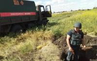 Под Харьковом обнаружили 500 немецких артснарядов