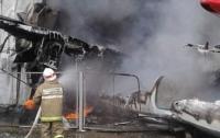 В России разбился пассажирский самолет, есть жертвы