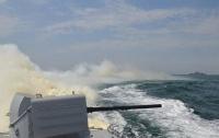 Украина удвоит зону контроля в Черном и Азовском морях