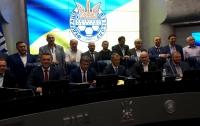 В Федерації футболу Київщини новий очільник
