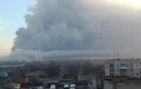Балаклея: взрывы на военном складе продолжаются