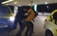 На Волыни патрульные избили водителя (видео)