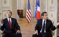 Обама поборется с Николя Саркози