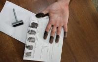 Украинцев заставят сдавать отпечатки пальцев для въезда в РФ