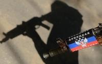 Потери боевиков: Террорист подорвал себя гранатой