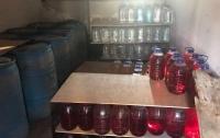 Правоохранители накрыли подпольный алкогольный цех в Одессе