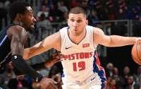Украинский баскетболист провел лучший матч в сезоне NBA (видео)