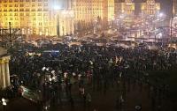 Киевляне жалуются на поведение участников Евромайдана