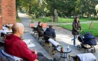 В Берлине на кладбище можно выпить ароматный кофе