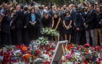 В Барселоне прошла траурная месса по погибшим в теракте