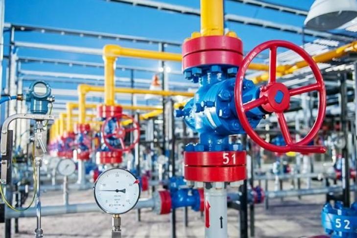 Украина вдвое увеличила импорт газа изЕвропы