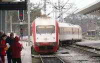 В Греции с рельсов сошел пассажирский поезд