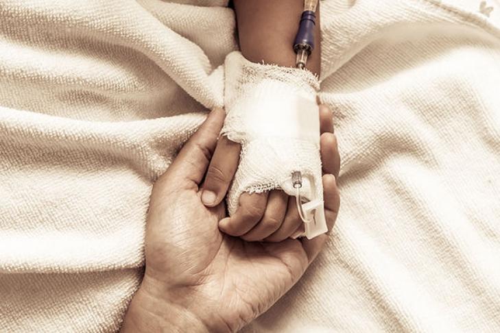 ВПодмосковье семеро детей отправлены вмед. учереждение из-за отравления хлоркой