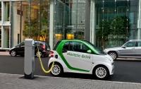 Спрос на электромобили в Украине значительно вырос