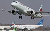 Более 20 пассажиров Air Canada доставили в больницу из-за турбулентности