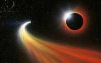 Астрономы обнаружили первую комету, которая, вероятно, прибыла к нам из глубин космоса