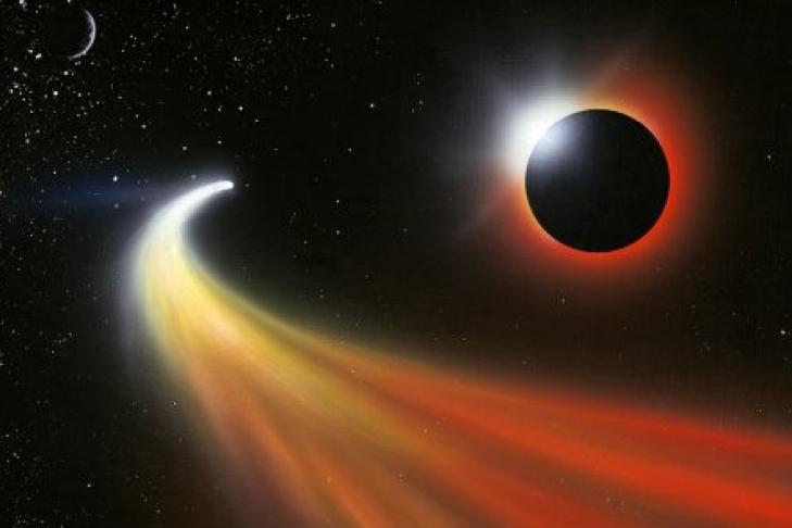 ВСолнечной системе обнаружили пришельца сдругой звезды
