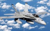 Самолет ВВС США потерпел крушение над Японией