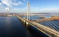 В Киеве ограничат движение на Южному мосту