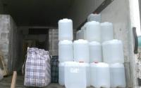 На Днепропетровщине изъяли фальсифицированный алкоголь на миллион гривен