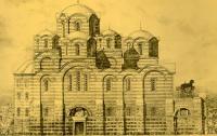 В Десятинной церкви найдены ценности, спрятанные от монголов