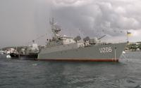 Спецназ РФ захватил корвет «Винница»