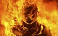 Житель Киева пытался сжечь себя в здании Генпрокуратуры