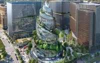Amazon построит 100-метровый небоскреб в форме спирали