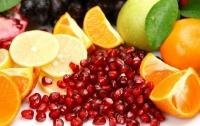 Цитрусовые и гранаты защитят от простуды