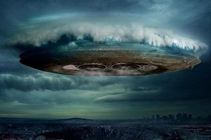 Уфологи: Вовремя грозы маскировка НЛО прекращает работать