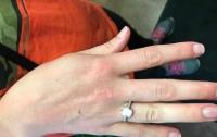 Кольцо с бриллиантом за $30 тысяч нашли в мусоре