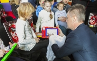 Необходима адресная помощь особенным детям и их семьям — Наливайченко