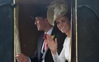 Кейт Миддлтон впервые побывала на королевских скачках в Аскоте