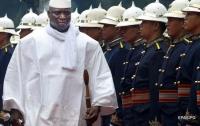 После отъезда экс-президента Гамбии из казны исчезли $11 миллионов