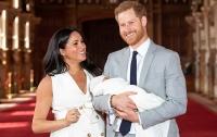 Нового члена королевской семьи Британии назвали Арчи