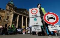 Немецкие города смогут запрещать дизельные авто на своих улицах