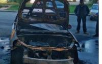 На Киевщине неизвестные сожгли имущество правозащитника