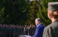 Порошенко объяснил, как обеспечить мир на Донбассе