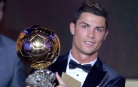 Роналду вновь назвали лучшим игроком в истории