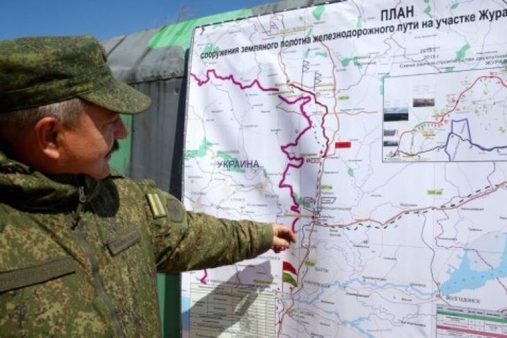 Строительство дороги вобход Украинского государства близится к окончанию